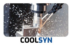 Coolsyn endüstriyel performans soğutma sıvıları
