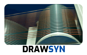 Drawsyn endüstriyel performans tel çekme ve derin çekme yağları