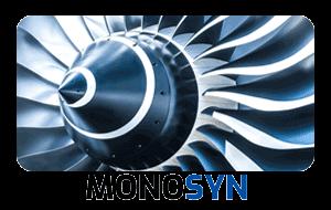 Monosyn endüstriyel performans sirkülasyon yağları ve türbin yağları