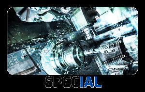 Special endüstriyel performans özel yağlayıcılar