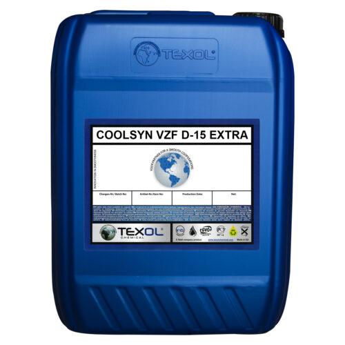 Coolsyn VZF D15-Extra Sentetik Soğutma Sıvısı