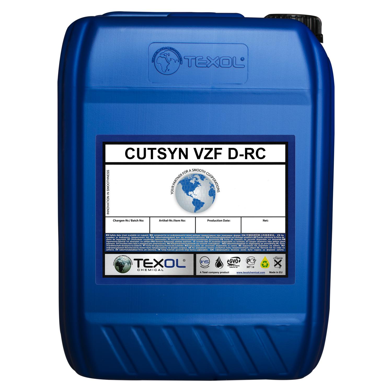 Cutsyn VZF D-RC Saf Kesme Yağı