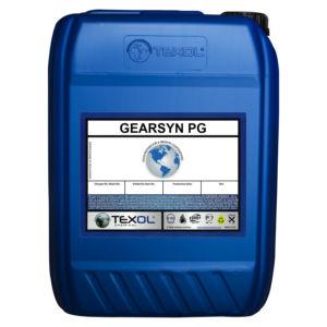 Gearsyn PG Serisi Dişli Yağı