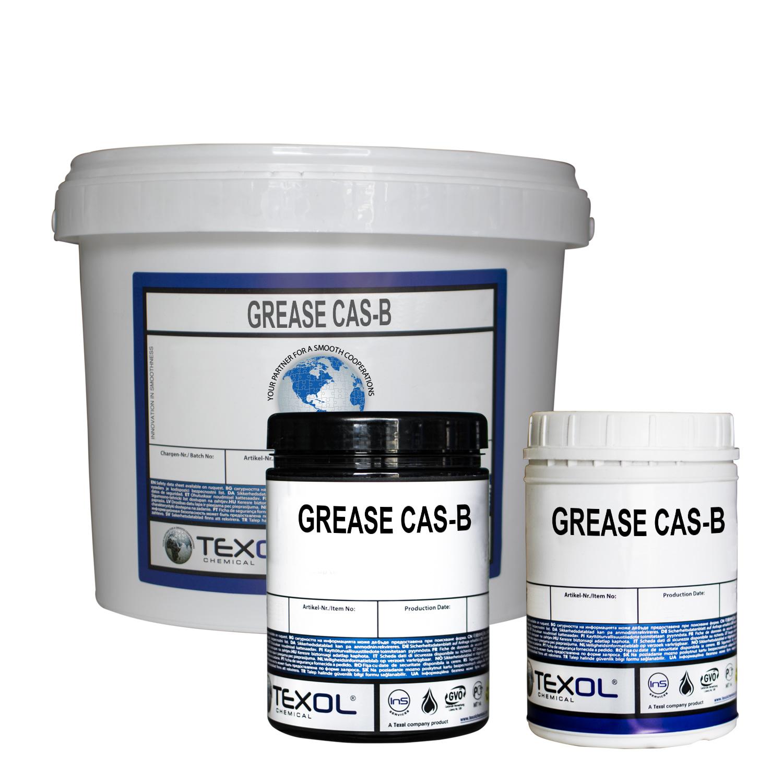 Grease CAS-B Serisi Tam Sentetik Gres