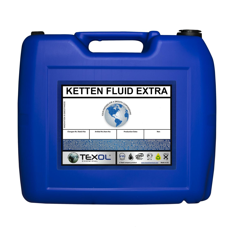 Ketten Fluid Extra Özel Yağlayıcılar
