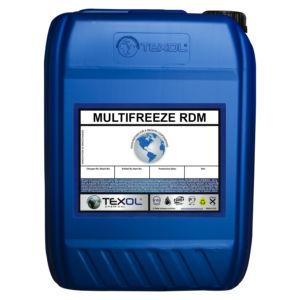 Multifreeze RDM Antifriz Soğutucu Sıvıları