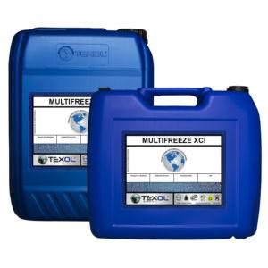 Multifreeze XCI Antifriz Soğutucu Sıvıları