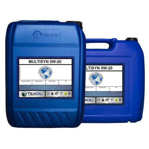 Multisyn 0W-20 Motor Yağları