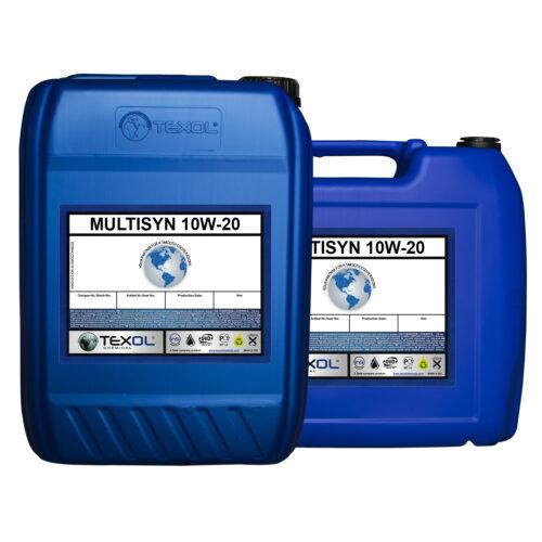 Multisyn 10W-20 Motor Yağları