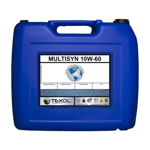 Multisyn 10W-60 Motor Yağları
