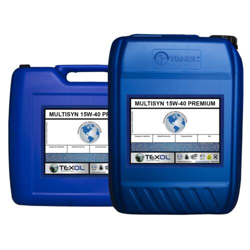 Multisyn 15W-40 Premium Motor Yağları