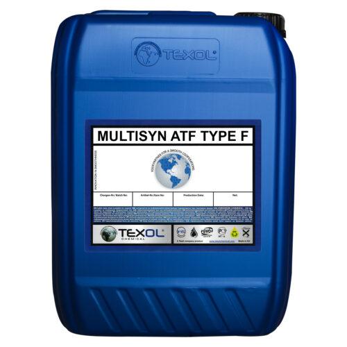 Multisyn ATF Type F Otomatik ve Düz Şanzıman Yağları