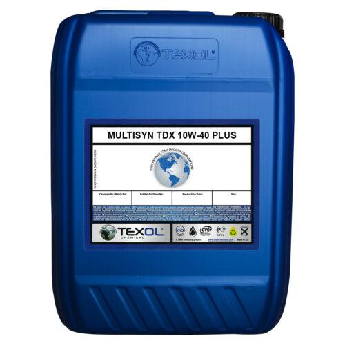Multisyn TDX 10W-40 Plus Motor Yağları