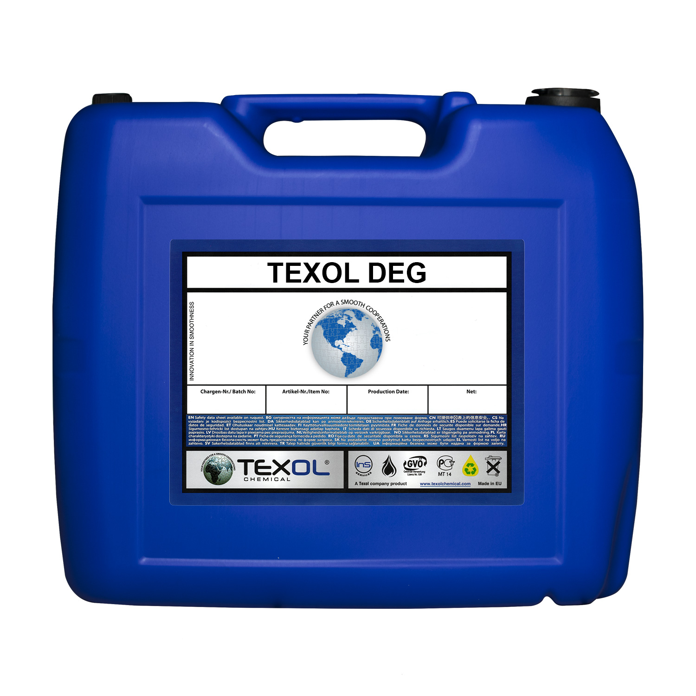 Texol DEG Kimya Performans Yağları