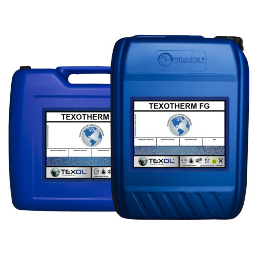 Texotherm FG Serisi Isı Transfer Yağları