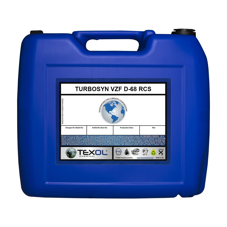Turbosyn VZF D-68 RCS Kompresör Yağları